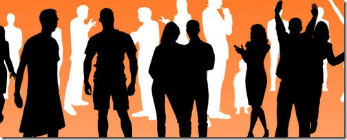 People Silhouette - Header