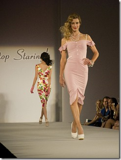 Stop Looking! Fashion Runway 2011 by Henry Jose