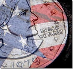 In God We Trust by Chris Yarzab