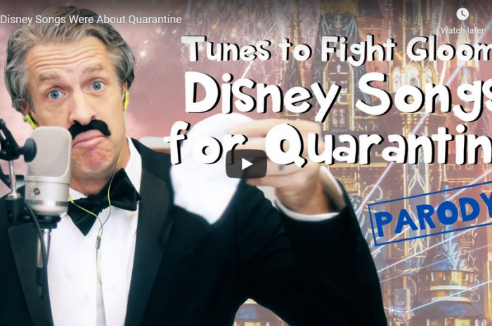 Disney in Quarantine