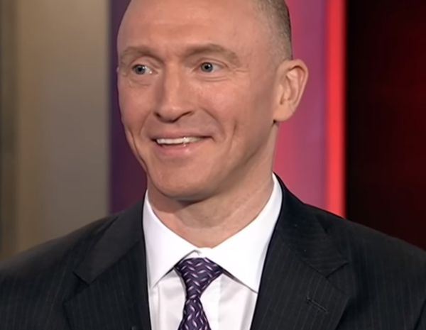 Carter Page Surveillance Also Enabled FBI Spy on Trump