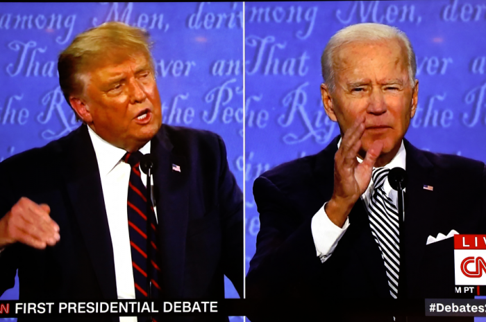 The Battle of the Fight AKA Trump v Biden