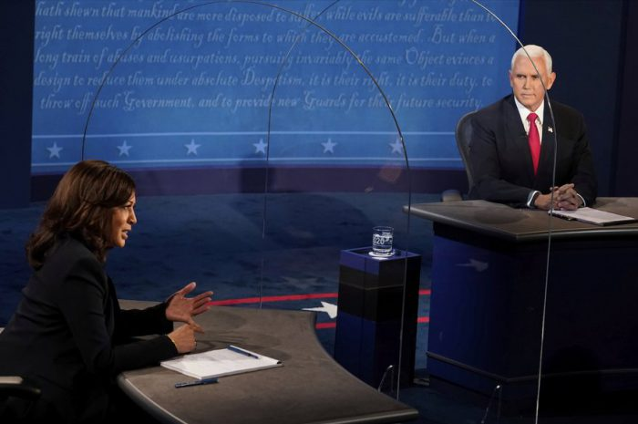 When a Fly Is the Most Memorable Thing About a Vice Presidential Debate