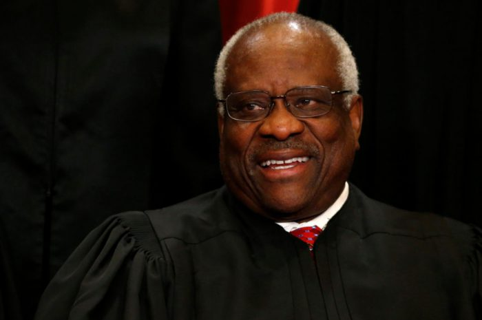 Justice Clarence Thomas May End Up Deciding Pennsylvania Against Former VP Biden