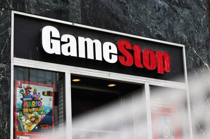 Are You A Part of the GameStop Craze?