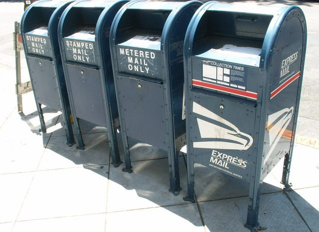 Mail Service Halted Ahead of Inauguration
