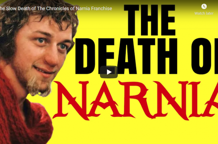 Ever Wonder What Happened to Narnia on the Big Screen?